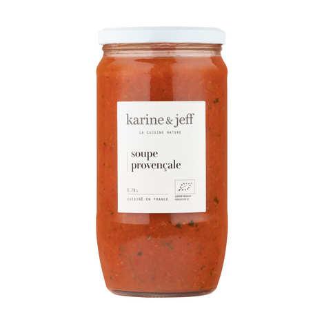 Karine & Jeff - Soupe provençale bio