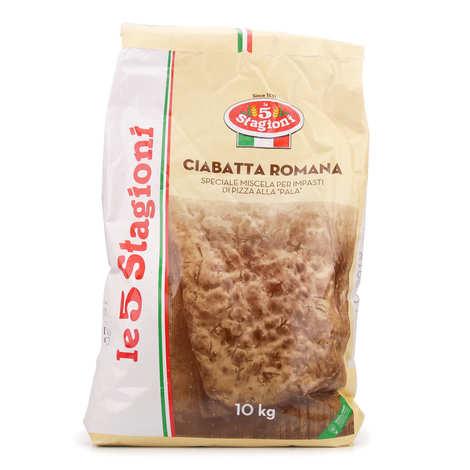 Le 5 Stagioni - Ciabatta Flour