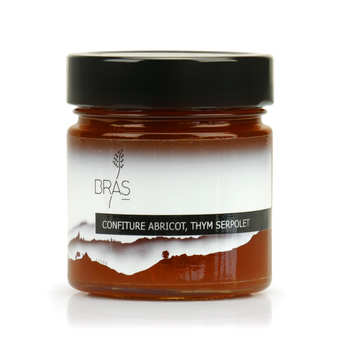 Bras - Apricot and Wild Thyme Jam