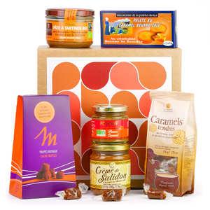BienManger paniers garnis - Salted Caramel Selection