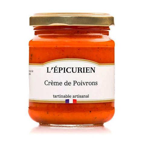 L'épicurien - Sweet Pepper Cream to Spread