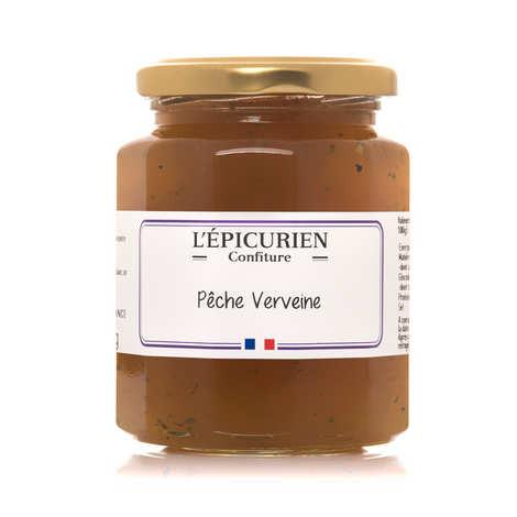 L'épicurien - Peach and Verbena Jam