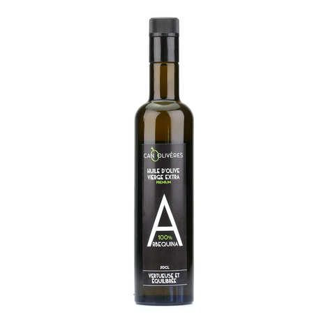 Can Oliveres - Huile d'olive vierge extra 100% Arbequine