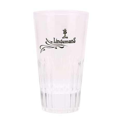 Brasserie Lindemans - Verre à bière de la brasseire Lindemans