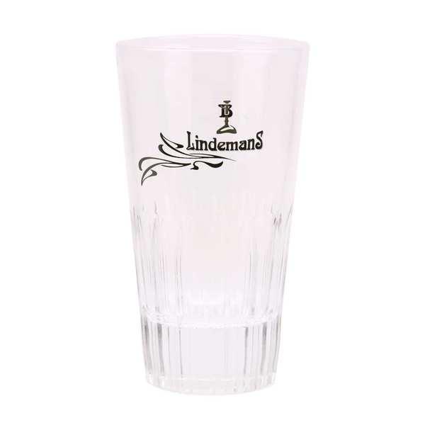 Verre à bière de la brasseire Lindemans