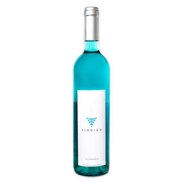 VindigO Blue Wine - 100% chardonnay