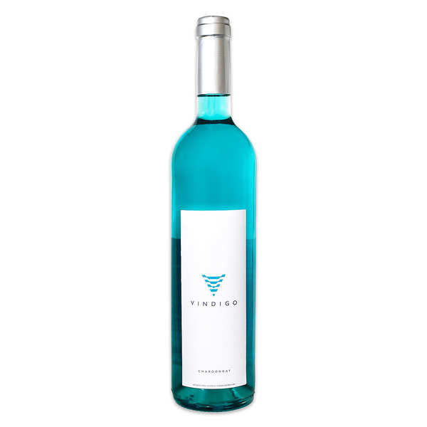 Vin bleu VindigO - 100% chardonnay