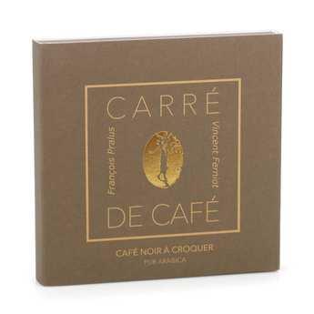 Chocolats François Pralus - Dark Coffee Bar