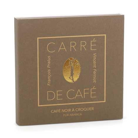 Chocolats François Pralus - Carré de café® noir