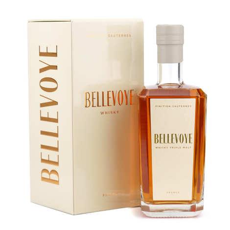 Bellevoye - Whisky français Bellevoye blanc 40%