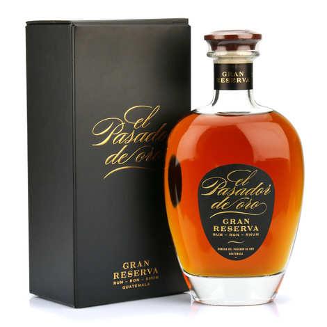El Pasador de Oro - El Pasador de Oro Gran Reserva  - Rum from Guatemala 40%