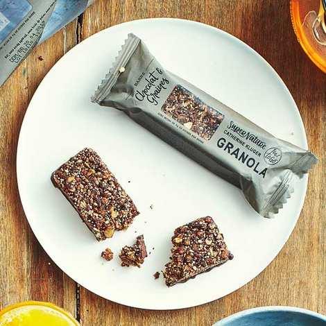 Granola Catherine Kluger - Barre de granola au chocolat et aux graines bio