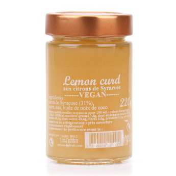 Artisan du fruit - Lemon Curd with Lemon from Syracuse - Vegan