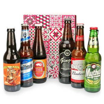 - Box découverte de 6 bières de la rentrée (septembre)