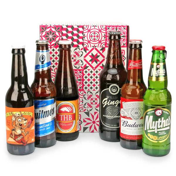 Box découverte de 6 bières de la rentrée (septembre)