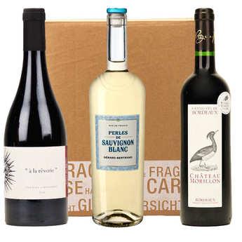 - Box 3 vins bio