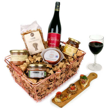 A sunday in the country gift box