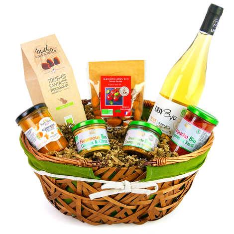 BienManger paniers garnis - My tasty organic basket