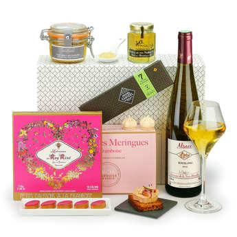 BienManger paniers garnis - Sparkling gift box