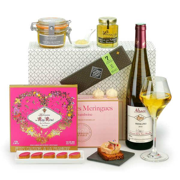 Sparkling gift box