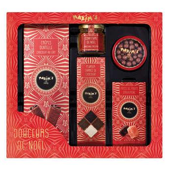 Maxim's de Paris - Coffret douceurs de fêtes - Maxim's