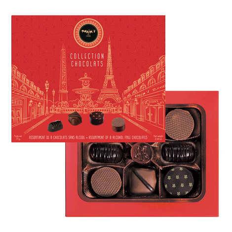 "Maxim's de Paris - Assortiment de chocolat Maxim's ""Paris"""