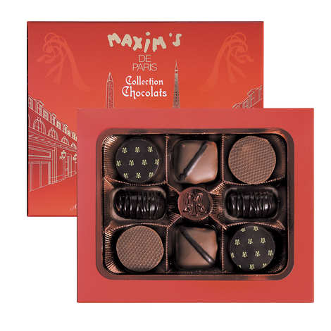 "Maxim's de Paris - ""Paris"" Assortement Chocolates - Maxim's"