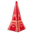 Maxim's de Paris - Tour Eiffel garnie de Crêpes dentelles au chocolat - Maxim's