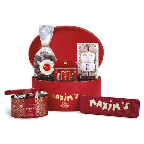 "Maxim's de Paris - ""Rue Royale Gift Box"" - Maxim's"
