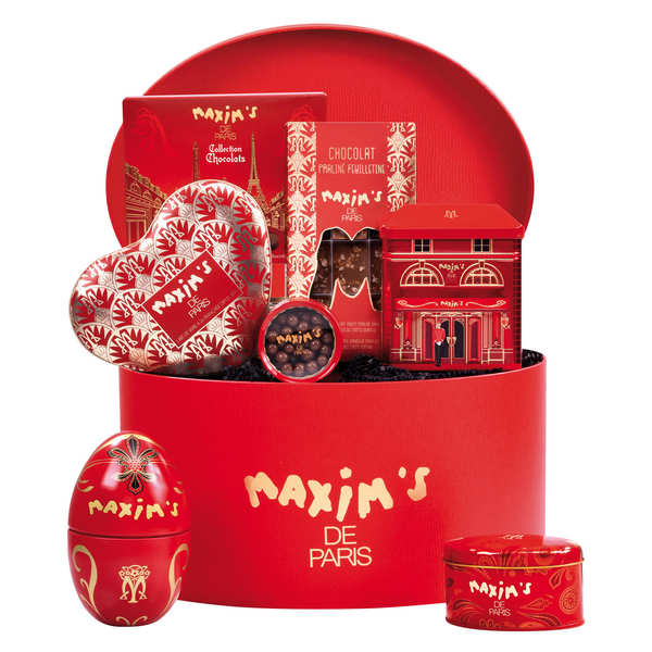 """Rouge Maxim's"" Gift Box"