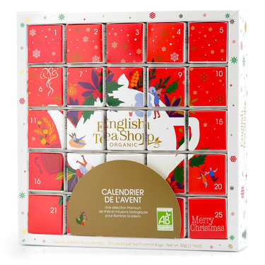 Organic Tea Advent Calendar