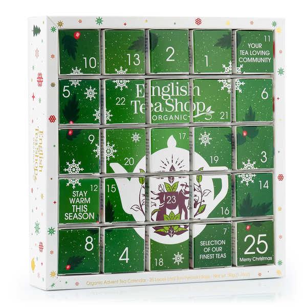 Organic Tea Advent Calendar