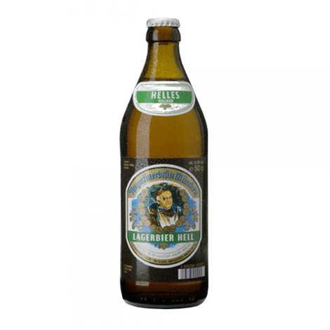 Augustiner - Augustiner Lager Hell - Bière Allemande 5,2%