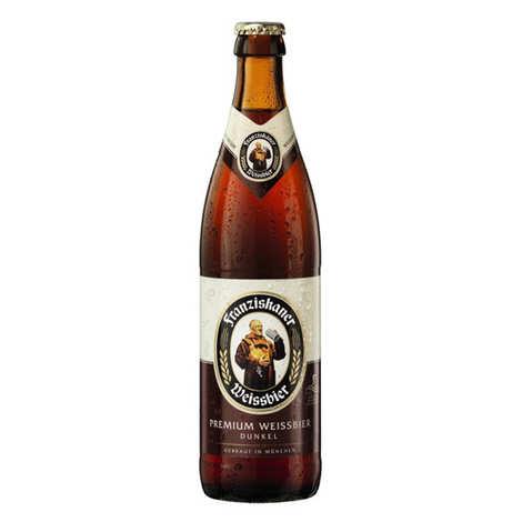Brasserie Spaten-Franziskaner - Franziskaner Dunkel  - Bière Allemande 5%