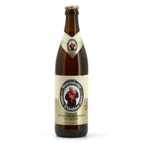 Brasserie Spaten-Franziskaner - Franziskaner Heffe - Bière Allemande 5%