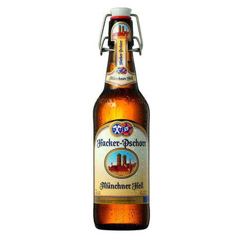 Brasserie Hacker-Pschorr - Hacker Pschorr Munchner Hell - Bière Allemande 5%