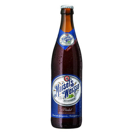 Brasserie Maisel - Maisel Hefeweizen Dunkel - Bière Allemande 5,2%