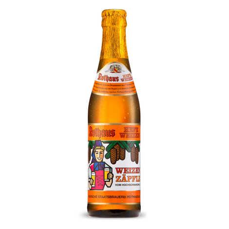 Rothaus - Rothaus Weizen Heffe - Bière Allemande 5,4%