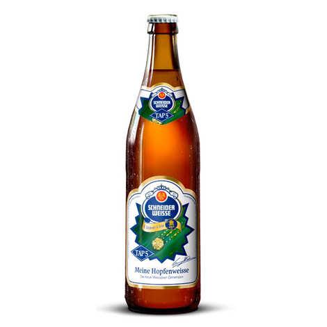 G. Schneider & Sohn - Schneider Meine Hopfenweisse Tap5 - Bière Allemande 8.2%