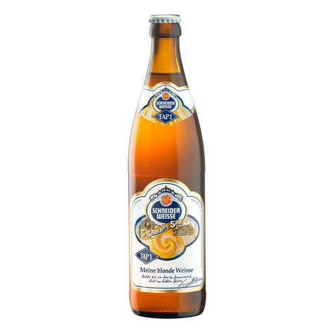 G. Schneider & Sohn - Schneider Weisse Troub Tap1 - Bière Allemande 5.2%
