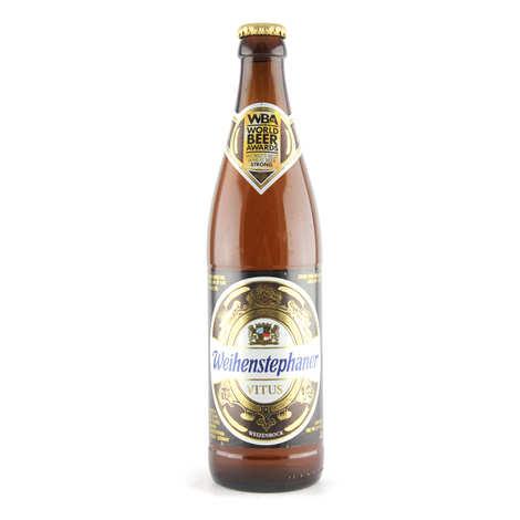 Weihenstephaner - Weihenstephaner Vitus - Bière Allemande 7.7%