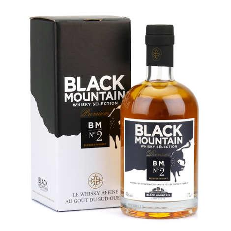 Black Mountain Compagnie - Whisky Black Mountain - BM n°2 Premium 40%