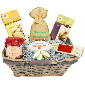 BienManger paniers garnis - Flavours of Provence Basket