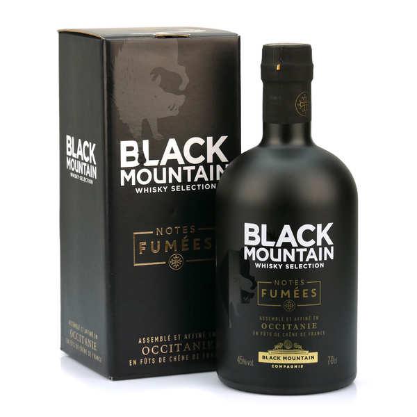 Whisky Black Mountain - BM Notes fumées 45%