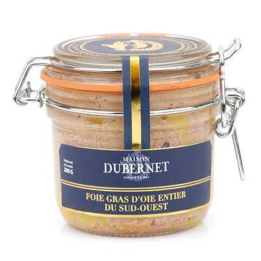 Foie gras d'oie entier - Maison Dubernet