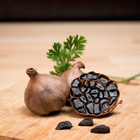 La Ferme du Petit Cuincy - Black Garlic from the north of France
