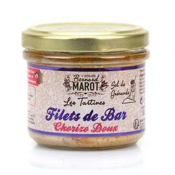 Bernard Marot - Bass with Sweet Chorizo to Spread
