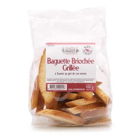 Bernard Marot - Organic Roasted and Brioche Mini Baguettes