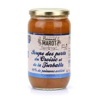 Bernard Marot - Soupe de poissons des ports du Croisic et de la Turballe
