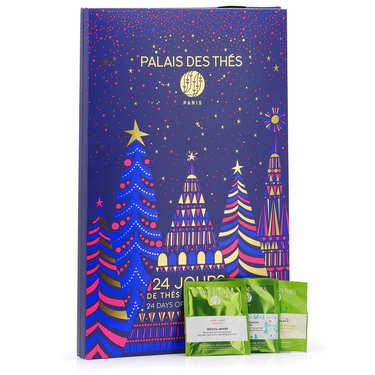 Tea Advent Calendar by Palais des thés